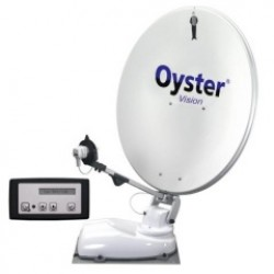 Oyster Vision 3 Satellite TV Systems