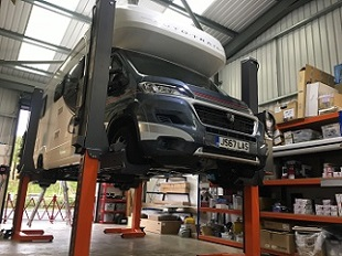 Rhino Installs - Motorhome and Caravan services  Fitting Service for